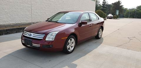 2006 Ford Fusion for sale at Auto Choice in Belton MO