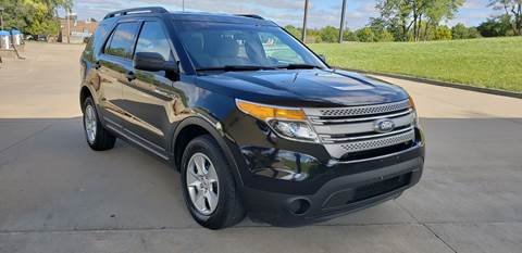2012 Ford Explorer for sale at Auto Choice in Belton MO