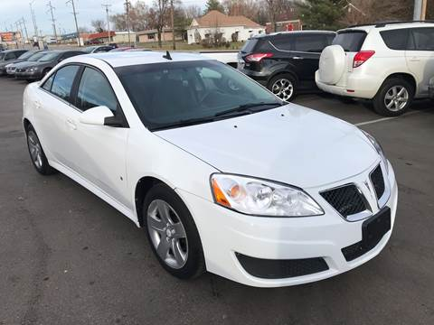 2009 Pontiac G6 for sale at Auto Choice in Belton MO