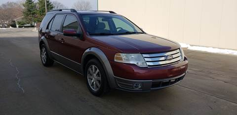 2008 Ford Taurus X for sale at Auto Choice in Belton MO