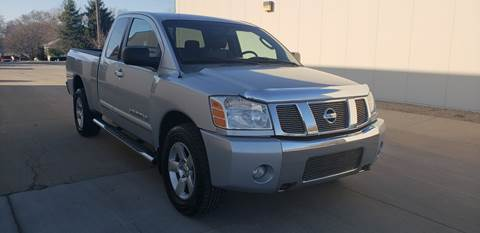 2006 Nissan Titan for sale at Auto Choice in Belton MO