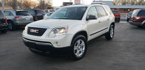 2009 GMC Acadia for sale at Auto Choice in Belton MO