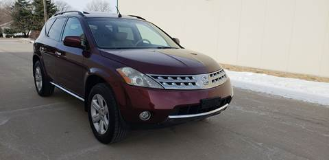 2007 Nissan Murano for sale at Auto Choice in Belton MO
