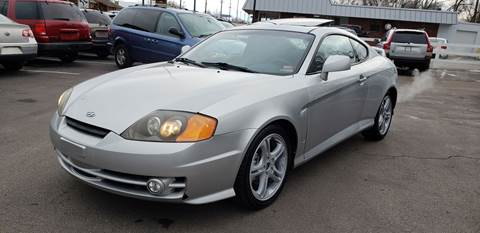 2004 Hyundai Tiburon for sale at Auto Choice in Belton MO