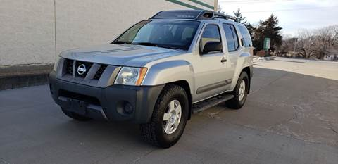 2005 Nissan Xterra for sale at Auto Choice in Belton MO