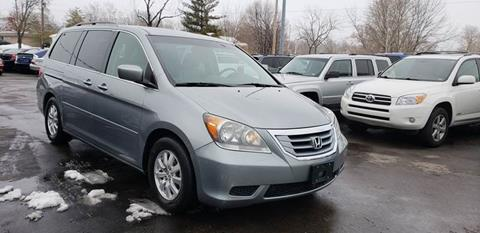 2009 Honda Odyssey for sale at Auto Choice in Belton MO