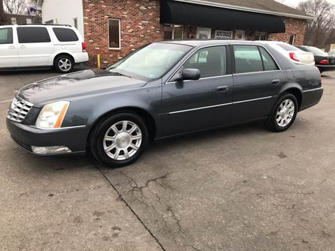 2010 Cadillac DTS for sale at Auto Choice in Belton MO