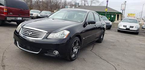 2009 Infiniti M35 for sale at Auto Choice in Belton MO