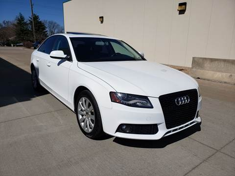 2011 Audi A4 for sale at Auto Choice in Belton MO