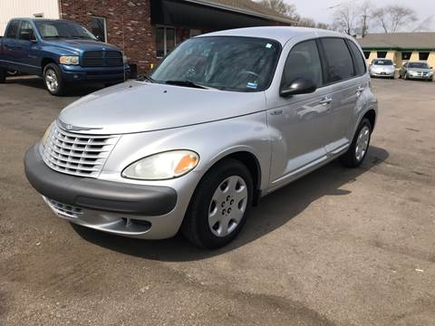 2003 Chrysler PT Cruiser for sale at Auto Choice in Belton MO