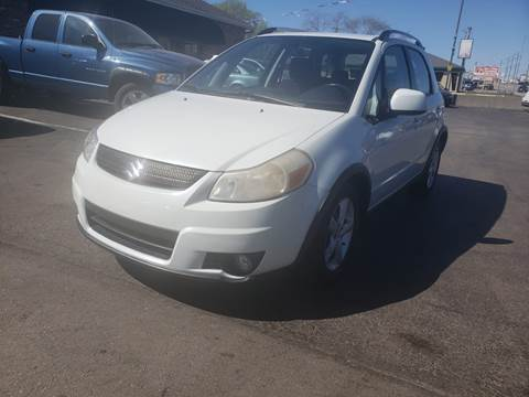 2008 Suzuki SX4 Crossover for sale at Auto Choice in Belton MO