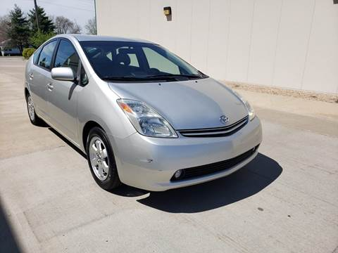2005 Toyota Prius for sale at Auto Choice in Belton MO