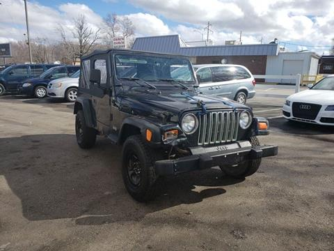 1999 Jeep Wrangler for sale in Belton, MO