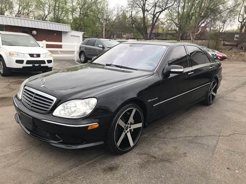 2005 Mercedes-Benz S-Class for sale at Auto Choice in Belton MO