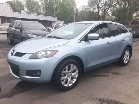 2007 Mazda CX-7 for sale at Auto Choice in Belton MO