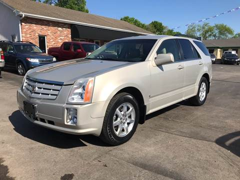 2007 Cadillac SRX for sale at Auto Choice in Belton MO