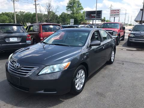 2007 Toyota Camry Hybrid for sale at Auto Choice in Belton MO