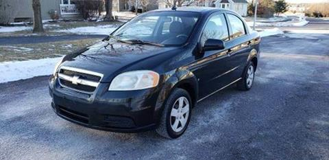 2009 Chevrolet Aveo for sale at Auto Choice in Belton MO