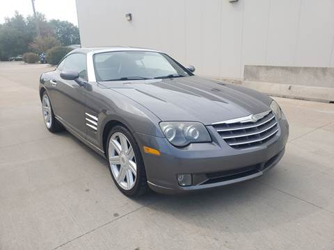 2004 Chrysler Crossfire for sale at Auto Choice in Belton MO
