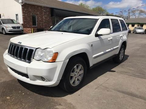 2008 Jeep Grand Cherokee for sale at Auto Choice in Belton MO