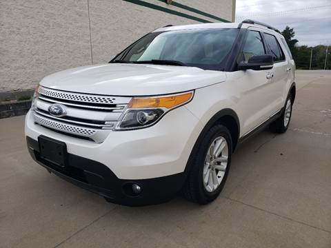 2013 Ford Explorer for sale at Auto Choice in Belton MO