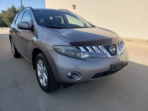 2010 Nissan Murano for sale at Auto Choice in Belton MO