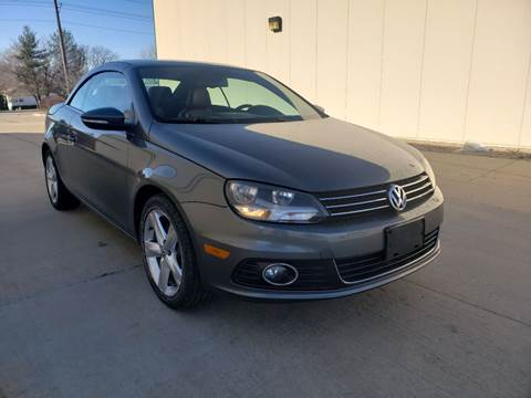 2012 Volkswagen Eos for sale at Auto Choice in Belton MO