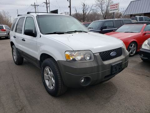 2006 Ford Escape for sale at Auto Choice in Belton MO