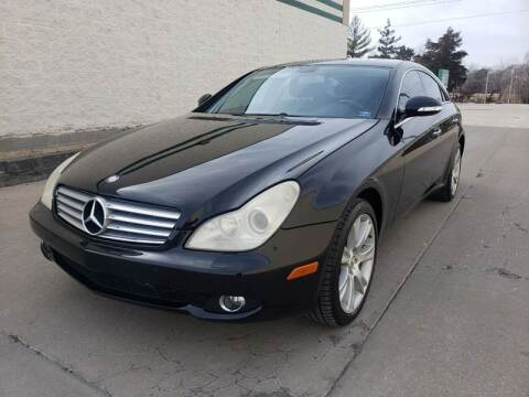 2008 Mercedes-Benz CLS for sale at Auto Choice in Belton MO