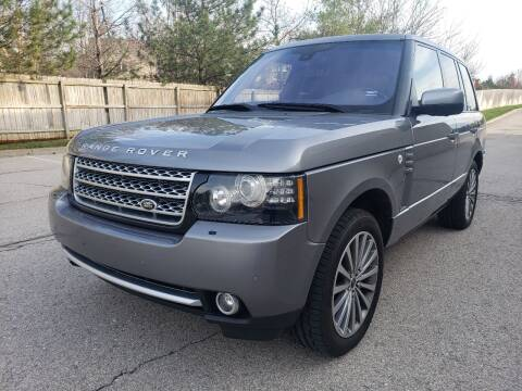 2012 Land Rover Range Rover for sale at Auto Choice in Belton MO