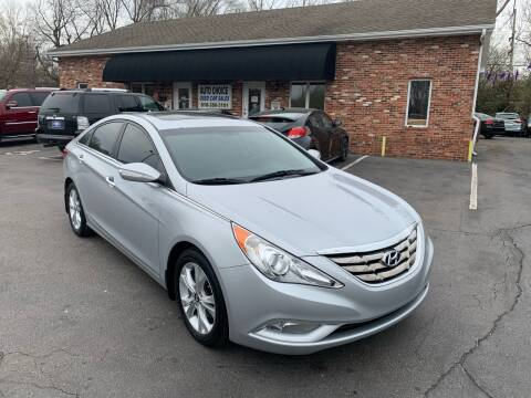 2011 Hyundai Sonata for sale at Auto Choice in Belton MO