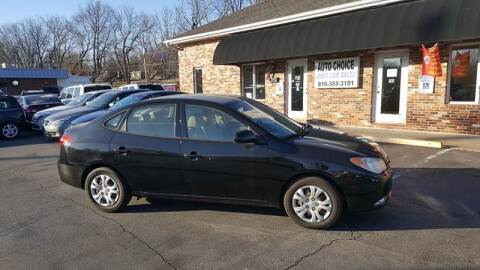 2010 Hyundai Elantra for sale at Auto Choice in Belton MO