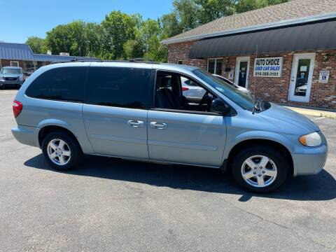 2006 Dodge Grand Caravan for sale at Auto Choice in Belton MO