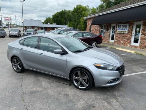 2014 Dodge Dart for sale at Auto Choice in Belton MO