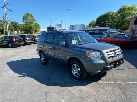 2008 Honda Pilot for sale at Auto Choice in Belton MO