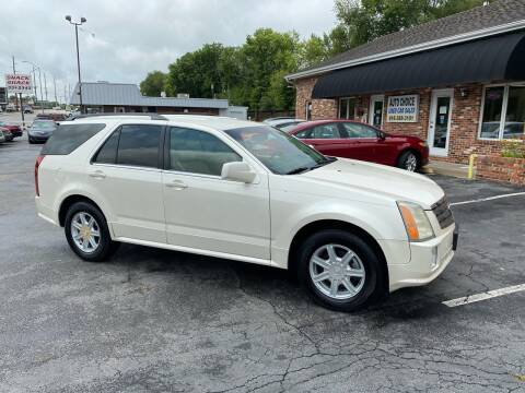 2005 Cadillac SRX for sale at Auto Choice in Belton MO