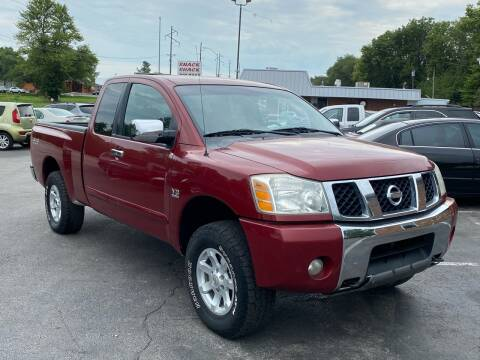 2004 Nissan Titan for sale at Auto Choice in Belton MO