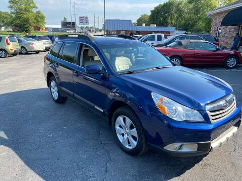 2011 Subaru Outback for sale at Auto Choice in Belton MO