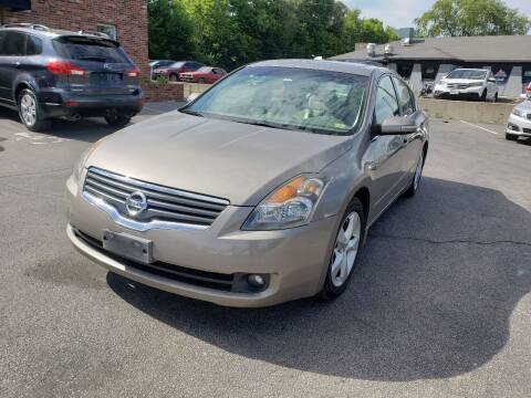 2007 Nissan Altima for sale at Auto Choice in Belton MO