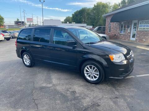 2015 Dodge Grand Caravan for sale at Auto Choice in Belton MO