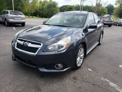 2013 Subaru Legacy for sale at Auto Choice in Belton MO