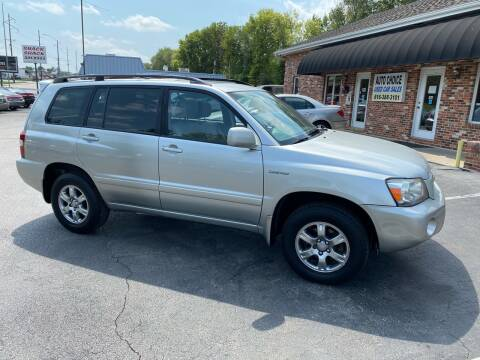 2007 Toyota Highlander for sale at Auto Choice in Belton MO