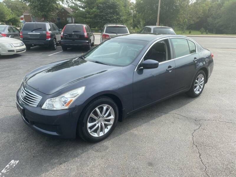 2009 Infiniti G37 Sedan for sale at Auto Choice in Belton MO