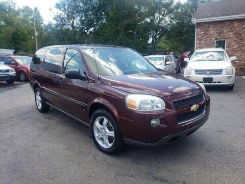 2008 Chevrolet Uplander for sale at Auto Choice in Belton MO