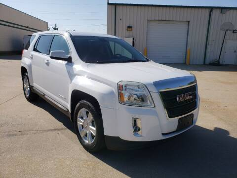 2010 GMC Terrain for sale at Auto Choice in Belton MO