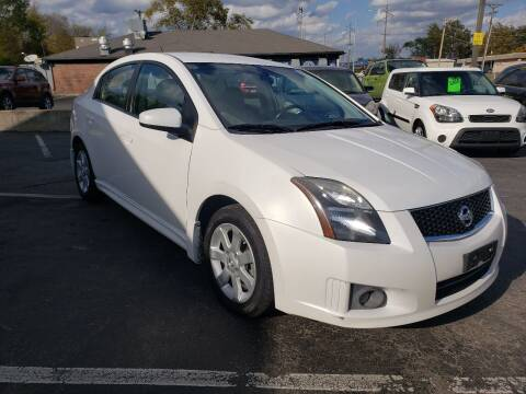 2012 Nissan Sentra for sale at Auto Choice in Belton MO