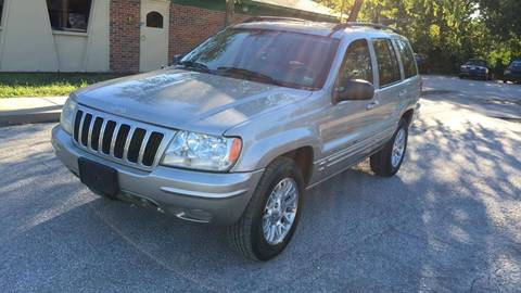 2003 Jeep Grand Cherokee for sale in Belton, MO
