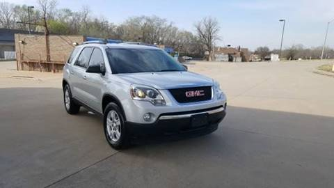 2010 GMC Acadia for sale in Belton, MO