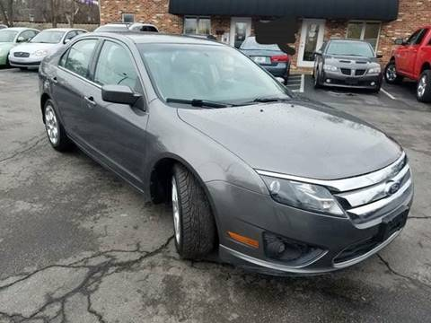 2010 Ford Fusion for sale in Belton, MO