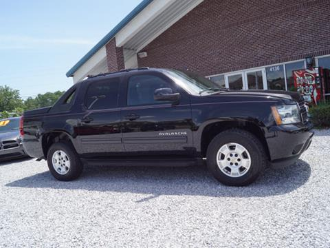 2012 Chevrolet Avalanche for sale in Panama City FL